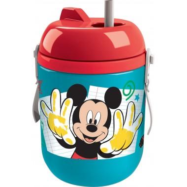 Cantil Mickey com palhinha