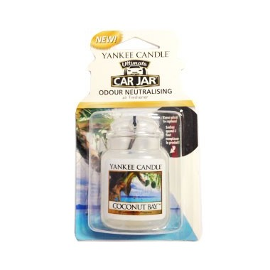 Yankee Candle  Ultimate Car Gel - Coconut Bay