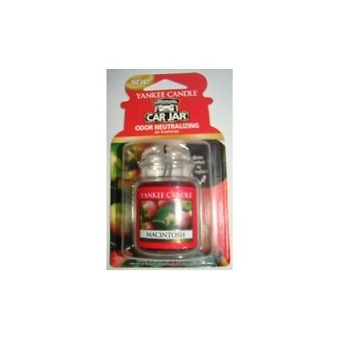 Yankee Candle  Ultimate Car Gel - MacIntosh