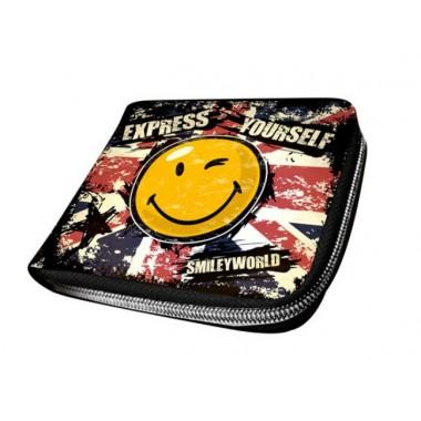 Carteira / Porta Documentos- Smiley