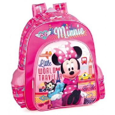 Mochila preparada para trolley-Minnie