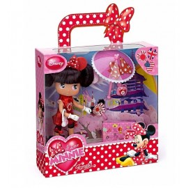 I Love Minnie - Boneca do Mundo