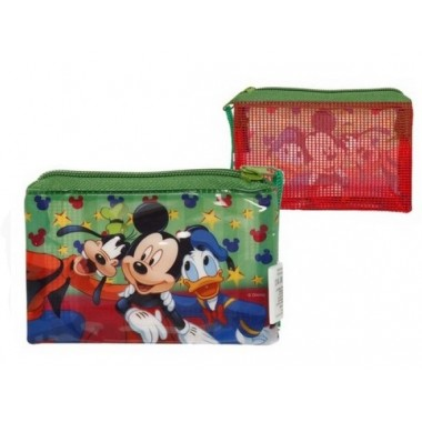 Porta-Moedas - Mickey