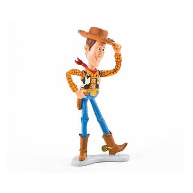 Woody - Toy Story - Bullyland