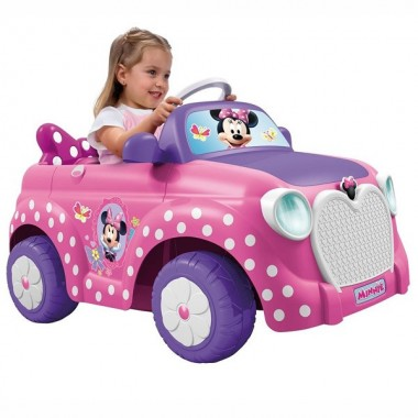 Carro da Minnie - Feber