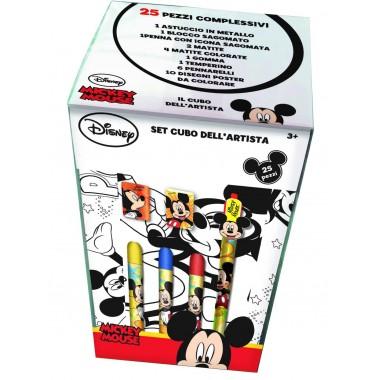 Set cubo do artista Mickey