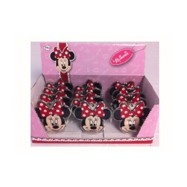 Porta chaves metal Minnie Mouse