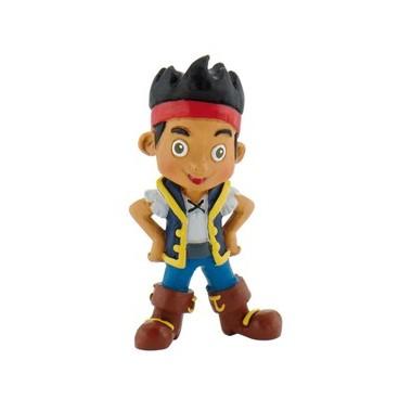 Jake - Figura Jake e os Piratas da Terra do Nunca - Bullyland