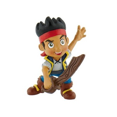 Jake - Figura Jake e os Piratas da Terra do Nunca